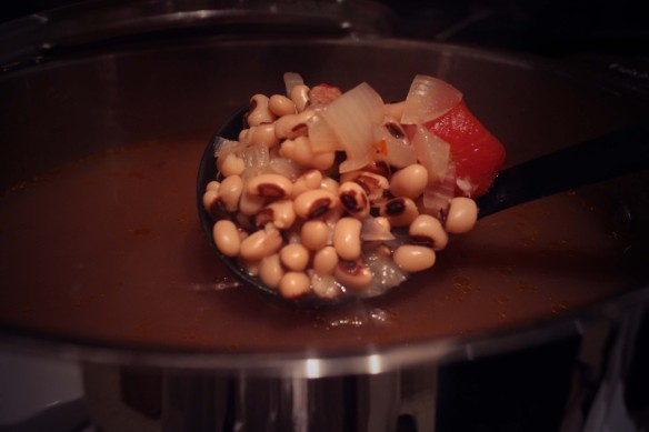 black eyed peas new years Hopping John Hoppin' Jon