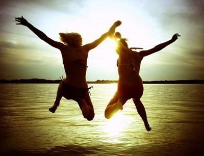 freedom jump for joy new year clean slate fresh start inspiration