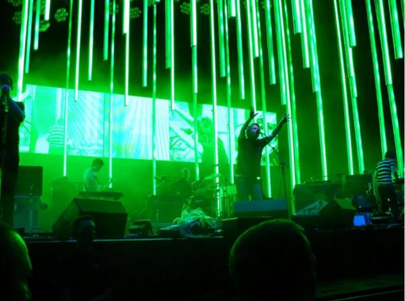radiohead live concert coachella music festival 2012 stage show indio california tour