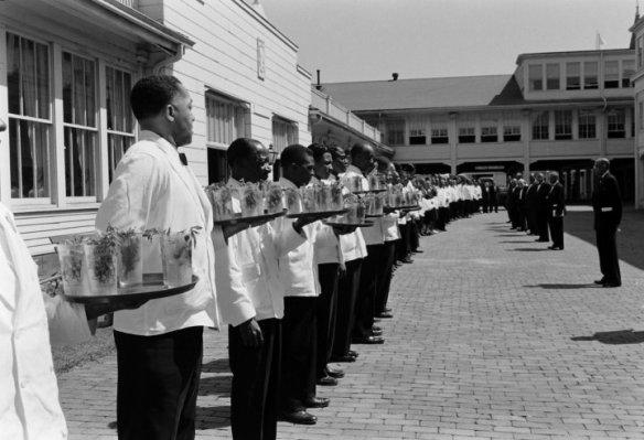 kentucky derby, 1955 kentucky derby, african american waiters, racial divide, first black jockey, kevin