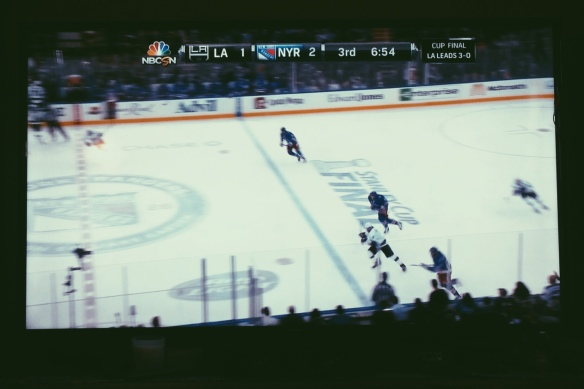 stanley cup, hockey, los angeles kings, LA, new york rangers, NY, ice, championship, game 5, sports