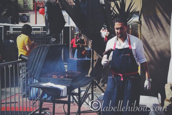 mexicali taco and co, scarpetta los angeles, escala, seoul sausage, picnik, corazon y miel, rib festival, food gps, summertime, summer, los angeles, barbecue, bbq, ribs, grilling